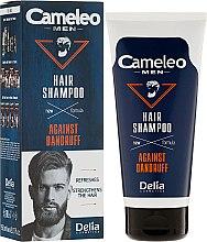 Parfumuri și produse cosmetice Șampon anti-mătreață - Delia Cameleo Men Anti Dandruff Shampoo