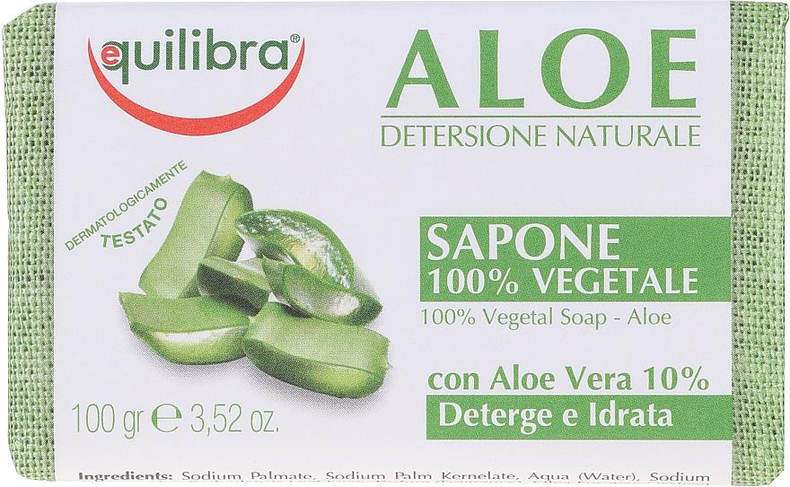 Set - Equilibra Aloe (cr/75ml + soap/100g) — Imagine N3
