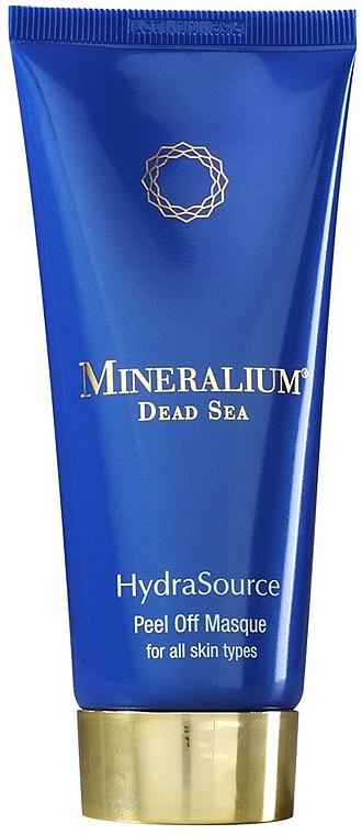 Mască de față - Mineralium Hydra Source Peel Off Masque — Imagine N1