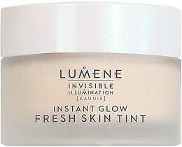 Parfumuri și produse cosmetice Cremă hidratantă cu efect tonal - Lumene Invisible Illumination Fresh Skin Tint