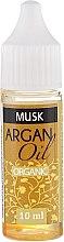 """Parfumuri și produse cosmetice Ulei de argan """"Mosc"""" - Drop of Essence Argan Oil Musk"""