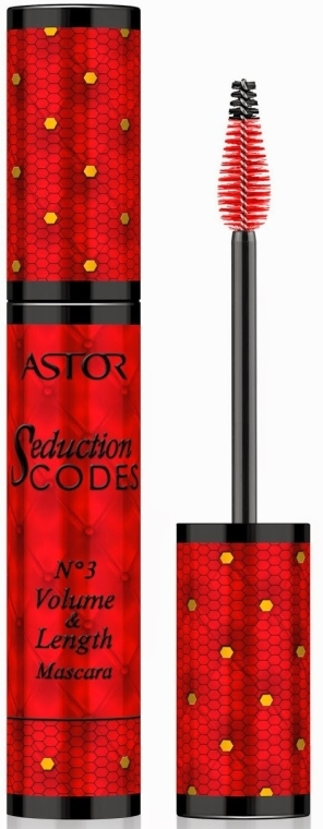 Rimel - Astor Seduction Codes N°3 Volume & Length Mascara — Imagine N1