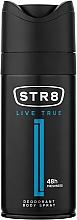 Parfumuri și produse cosmetice STR8 Live True - Deodorant spray