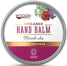 Parfumuri și produse cosmetice Balsam pentru mâini - Wooden Spoon Hand Balm Miracle Skin