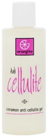 Gel anticelulitic cu scorțișoară - Oranjito Anti-Cellulite Gel — Imagine N1