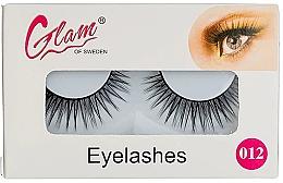 Parfumuri și produse cosmetice Gene false, №012 - Glam Of Sweden Eyelashes