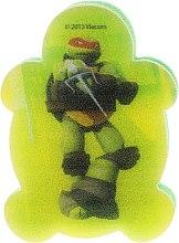 Parfumuri și produse cosmetice Burete de baie Michelangelo 4, pentru copii - Suavipiel Turtles Bath Sponge
