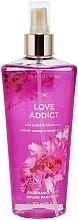 Parfumuri și produse cosmetice Spray parfumat pentru corp - Victoria's Secret Love Addict Fragrance Mist