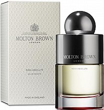 Parfumuri și produse cosmetice Molton Brown Rosa Absolute Eau de Toilette - Apă de toaletă