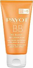 Parfumuri și produse cosmetice BB-cream cu efect de nivelare - Payot My Payot BB Cream Blur