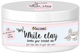 Parfumuri și produse cosmetice Argilă albă pentru față - Nacomi White Clay