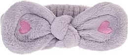 Parfumuri și produse cosmetice Bentiță cosmetică pentru păr, gri - Lash Brow Cosmetic SPA Band
