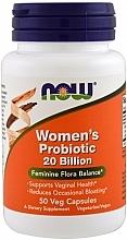 Parfumuri și produse cosmetice Supliment nutritiv pentru femei, 20 mg - Now Foods