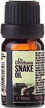 Parfumuri și produse cosmetice Ulei de șarpe - Dr. Derehsan Snake Oil
