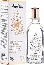 Parfumuri și produse cosmetice Ulei extraordinar - Melvita L'Or Bio Extraordinary Oil