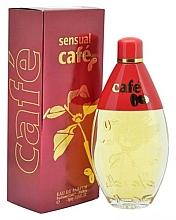 Parfumuri și produse cosmetice Cafe Parfums Cafe Sensual - Apă de toaletă