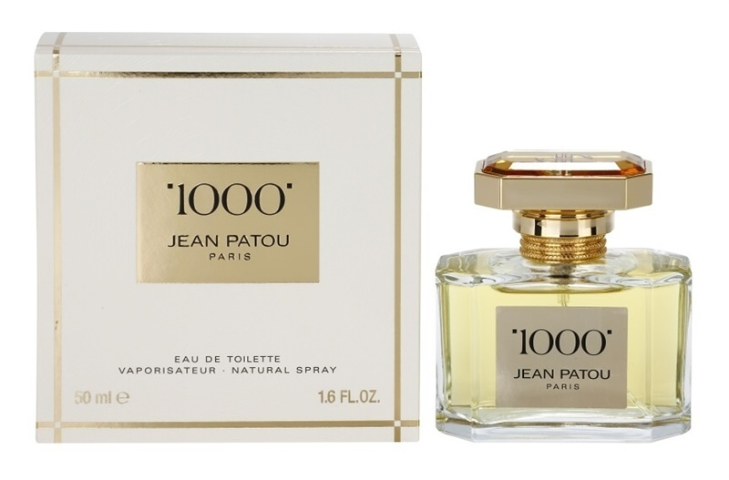 Jean Patou 1000 - Apă de toaletă