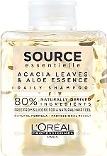 Parfumuri și produse cosmetice Șampon pentru utilizare zilnică - L'Oreal Professionnel Source Essentielle Daily Shampoo