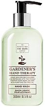Parfumuri și produse cosmetice Săpun lichid pentru mâini - Scottish Fine Soaps Gardeners Therapy