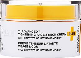 Parfumuri și produse cosmetice Cremă cu efect de lifting pentru față și gât - StriVectin Tl Advanced Tightening Face And Neck Cream Plus