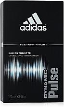 Adidas Dynamic Pulse - Apă de toaletă — Imagine N3