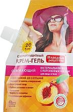 Parfumuri și produse cosmetice Cremă-gel protecție solară pentru față și corp - FitoKosmetik Rețete tradiționale