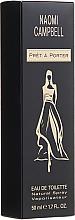 Parfumuri și produse cosmetice Naomi Campbell Pret a Porter - Apă de toaletă