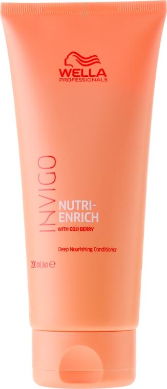 Balsam de păr - Wella Invigo Nutri-Enrich Deep Nourishing Conditioner