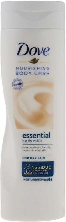Set - Dove Nourishing Beauty Gift Set (sh/gel/250ml+b/milk/250ml) — Imagine N3