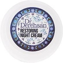 Parfumuri și produse cosmetice Cremă naturală regenerantă de noapte - Dr. Derehsan Restoring Night Cream