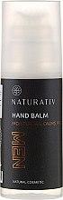 Parfumuri și produse cosmetice Loțiune pentru mâini - Naturativ Men Hand Balm