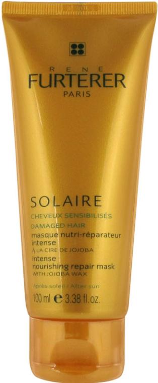 Mască nutritivă de păr - Rene Furterer Solaire Nourishing Repair Mask — Imagine N1