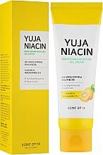 Parfumuri și produse cosmetice Cremă-gel hidratantă pentru față - Some By Mi Brightening Moisture Gel Cream