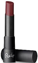 Parfumuri și produse cosmetice Ruj de buze - Rude Attitude Matte Lipstick