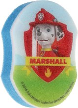 "Burete pentru baie ""Paw Patrol"", Marshall 2 - Suavipiel Paw Patrol Bath Sponge — Imagine N1"