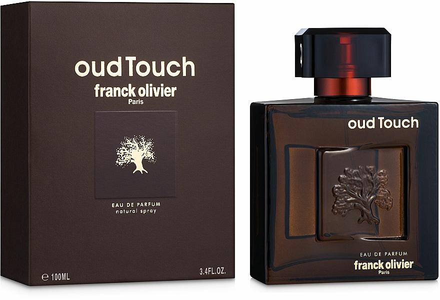 Franck Olivier Oud Touch - Apă de parfum — Imagine N2