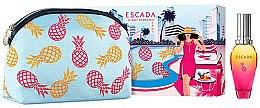 Parfumuri și produse cosmetice Escada Miami Blossom - Set (edt/30ml + bag)