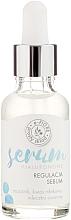 Parfumuri și produse cosmetice Ser cu acid hialuronic pentru ten gras - E-Fiore