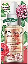 Parfumuri și produse cosmetice Ser de ulei întineritor - Polana
