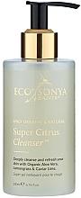 Parfumuri și produse cosmetice Gel de curățare pentru față - Eco by Sonya Super Citrus Cleanser