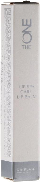 Balsam de buze extra nutritiv SPF 8 - Oriflame The One Care Lip Balm — Imagine N1