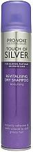 Parfumuri și produse cosmetice Șampon uscat regenerant - Pro:Voke Touch Of Silver Revitalising Dry Shampoo