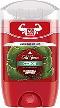 Parfumuri și produse cosmetice Deodorant stick - Old Spice Citron Deodorant Stick