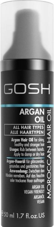 Ulei de argan - Gosh Argan Oil — Imagine N1