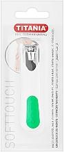 Parfumuri și produse cosmetice Unghieră, alb cu verde - Titania