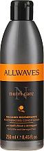 Parfumuri și produse cosmetice Balsam pentru păr deteriorat - Allwaves Nutri Care Regenerating conditioner