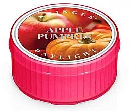 Parfumuri și produse cosmetice Lumânare de ceai - Kringle Candle Daylight Apple Pumpkin