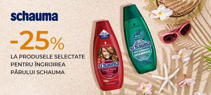 Promoție de la Schauma