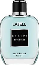 Parfumuri și produse cosmetice Lazell Breeze - Apă de toaletă