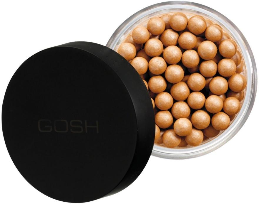 Pudră compactă - Gosh Pearl Glow — Imagine N1
